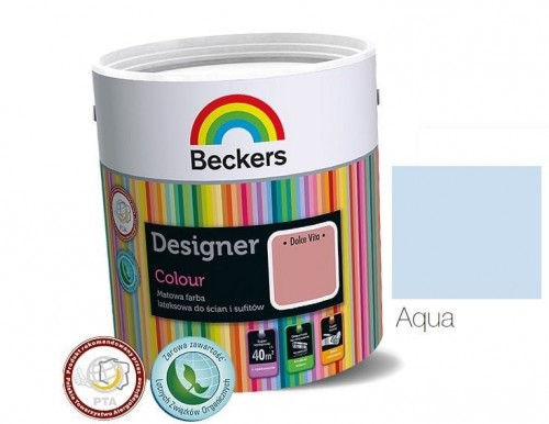 Beckers Designer Colour Aqua 5L