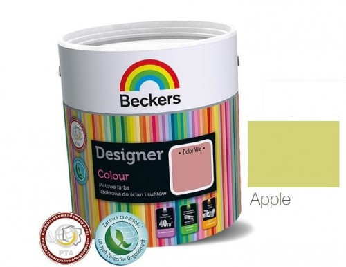 Beckers Designer Colour Apple 2.5L