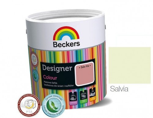 Beckers Designer Colour Salvia 5L