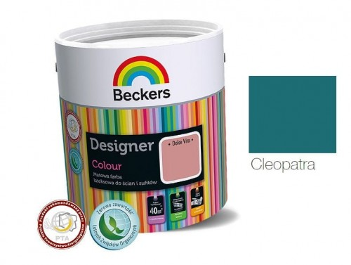 Beckers Designer Colour Cleopatra 2,5L