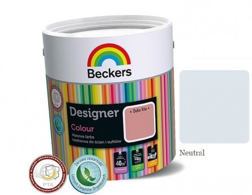 Beckers Designer Colour Neutral 5L