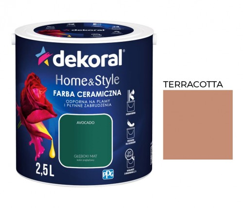 Dekoral Home&Style Terracotta 2,5l