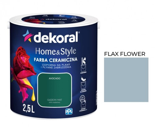 Dekoral Home&Style Flax Flower 2,5l