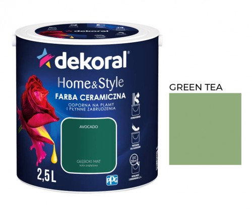 Dekoral Home&Style Green Tea 2,5l