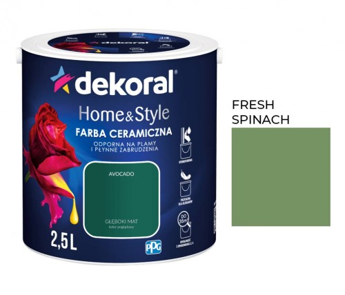 Dekoral Home&Style Fresh Spinach 2,5l
