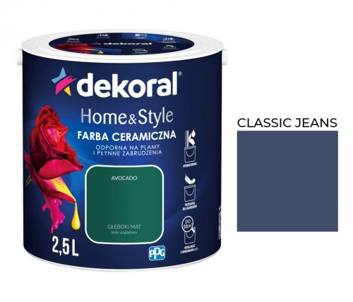 Dekoral Home&Style Classic Jeans 2,5l