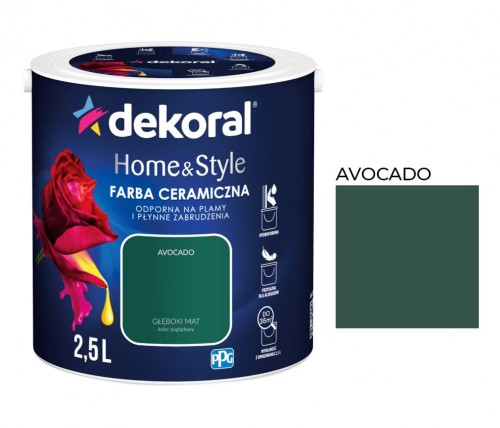 Dekoral Home&Style Avocado 2,5l