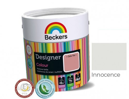 Beckers Designer Colour Innocence 2,5L