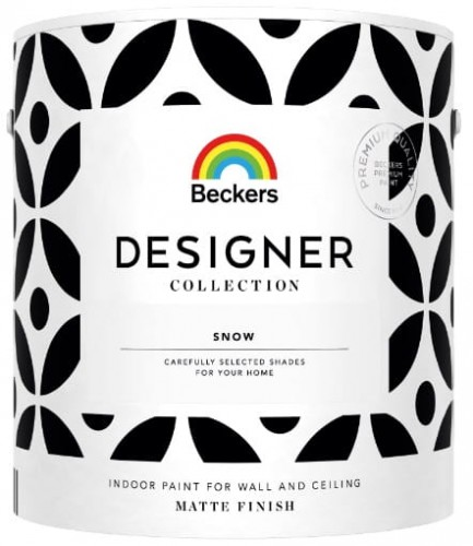 Beckers Designer Collection Snow 2,5L