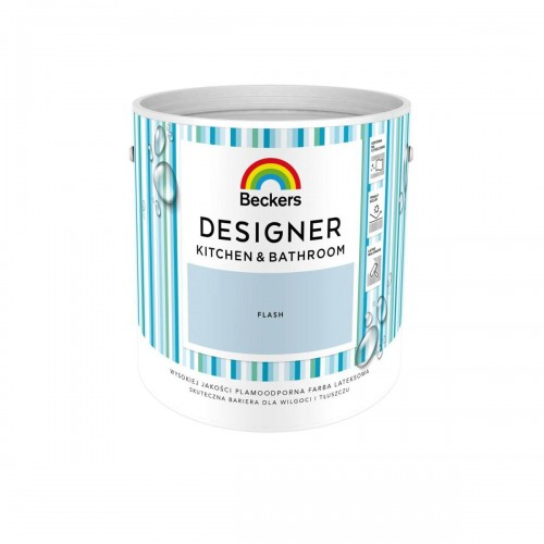 Beckers Designer Kitchen & Bathroom Flash 2,5L
