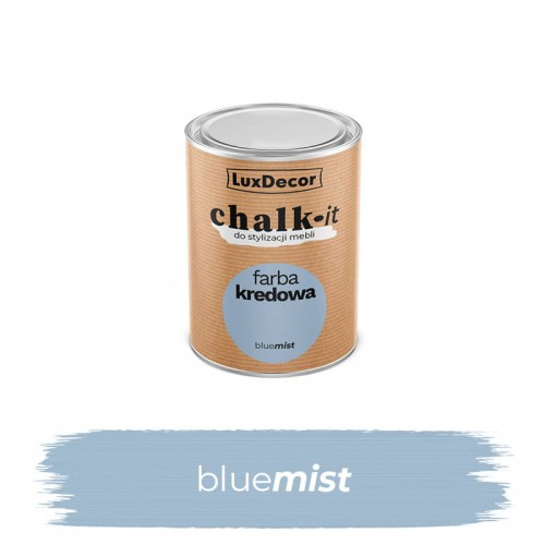 LuxDecor Farba Kredowa Chalk-It Blue Mist 125 ML