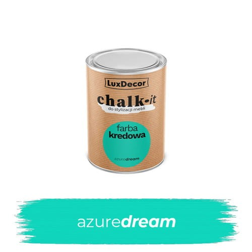 LuxDecor Farba Kredowa Chalk-It Azure Dream 125 ML