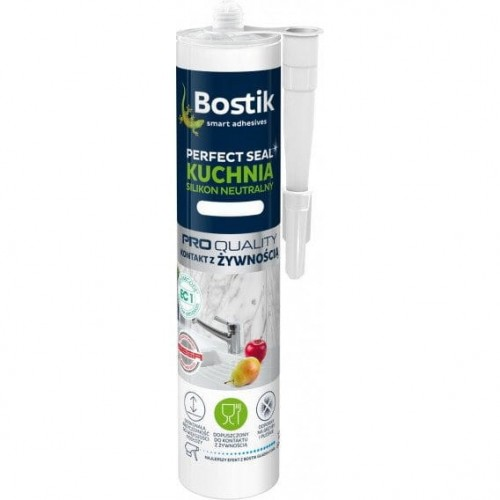 Bostik Perfect Seal Kuchnia Silikon Neutralny Bezbarwny 280Ml
