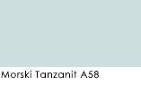 Morski Tanzanit A58